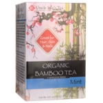 Uncle Lee's Tea Organic Bamboo Tea - Mint