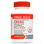 Vibrant Health Krebs Zinc