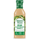 Walden Farms Calorie Free Dressing - Pear & White Balsamic