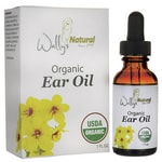 Wally's Natural Products Organic Ear Oil