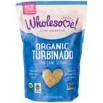 Wholesome SweetenersOrganic Turbinado Raw Cane Sugar