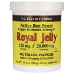 Y.S. Eco Bee Farm Active Bee Power Royal Jelly In Honey