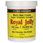 Y.S. Eco Bee Farm Multi Bee Power Royal Jelly