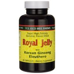 Y.S. Eco Bee FarmRoyal Jelly with Korean Ginseng and Eleuthero