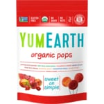 Yummy Earth Organic Fruit Lollipops