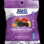 Zand HerbaLozenge Elderberry Zinc