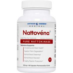 Arthur Andrew MedicalNattovena - Pure Nattokinase