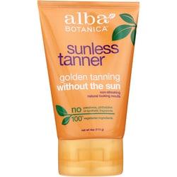 Alba BotanicaVery Emollient Sunless Tanner