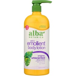 Alba BotanicaVery Emollient Body Lotion - Original Unscented