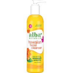 Alba BotanicaNatural Hawaiian Facial Cleanser - Pineapple Enzyme