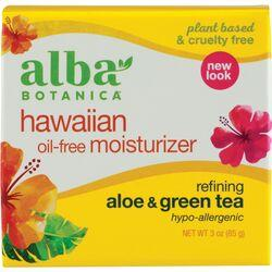 Alba BotanicaHawaiian Oil Free Moisturizer - Refining Aloe & Green Tea