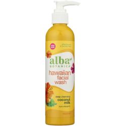 Alba BotanicaCoconut Milk Facial Wash