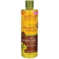 Alba BotanicaNatural Hawaiian Shampoo - Drink It Up Coconut Milk