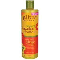 Alba Botanica Natural Hawaiian Shampoo - Body Builder Mango