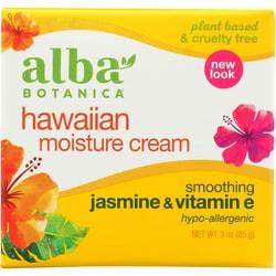 Alba BotanicaHawaiian Moisture Cream - Smoothing Jasmine & Vitamin E