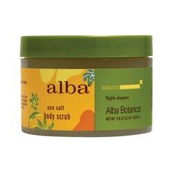Alba BotanicaSea Salt Body Scrub