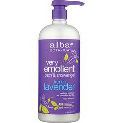 Alba BotanicaVery Emollient Bath & Shower Gel - French Lavender