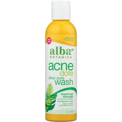 Alba BotanicaNatural Acne Dote Deep Pore Wash - Maximum Strength