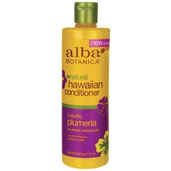 Alba BotanicaNatural Hawaiian Conditioner - Colorific Plumeria