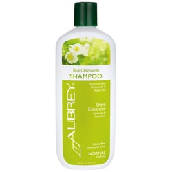 Aubrey Blue Chamomile Shine Enhancer Shampoo