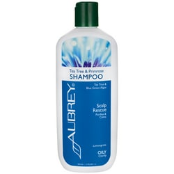 AubreyTea Tree & Primrose Shampoo Scalp Rescue - Lemongrass