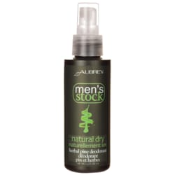 AubreyMen's Stock Herbal Pine Deodorant