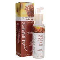 AubreyAge-Defying Therapy Cleanser with Sea Buckthorn