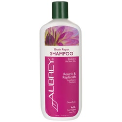AubreyBiotin Repair Shampoo Renew & Replenish - Citrus Rain