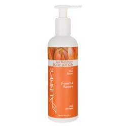 AubreySea Buckthorn Body Lotion with Shea Butter