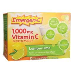 Alacer Emergen-CEmergen-C Vitamin C - Lemon-Lime