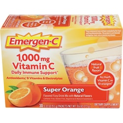 Alacer Emergen-CEmergen-C Vitamin C - Super Orange