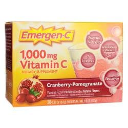 Alacer Emergen-CEmergen-C Vitamin C - Cranberry-Pomegranate