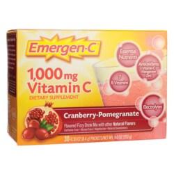 Alacer Emergen-CEmergen-C Cranberry-Pomegranate