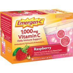 Alacer Emergen-CEmergen-C Vitamin C - Raspberry