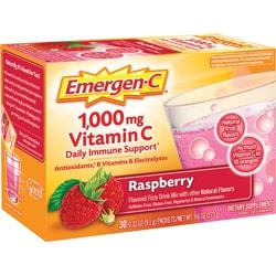 Alacer Emergen-C Emergen-C Raspberry