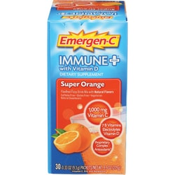 Alacer Emergen-CEmergen-C Immune Plus - Super Orange