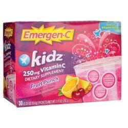 Alacer Emergen-CEmergen-C Kidz Fruit Punch