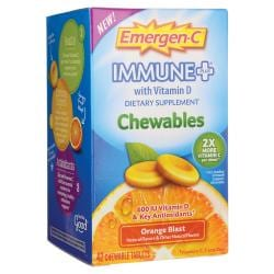 Alacer Emergen-CEmergen-C Immune Plus Orange Blast