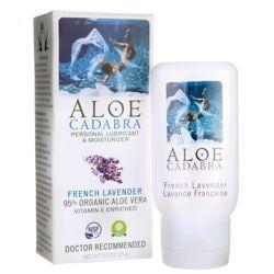 Aloe CadabraPersonal Lubricant & Moisturizer - French Lavender