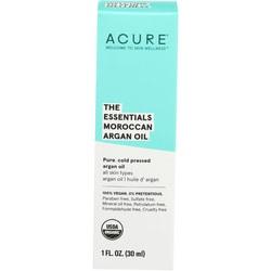 Acure Organics Argan Oil 100% Certified Organic