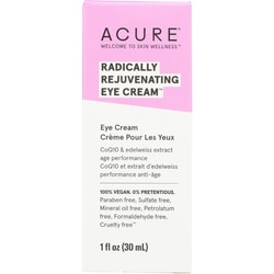 Acure Organics Eye Cream Chlorella + Edelweiss Stem Cell