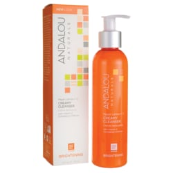 Andalou NaturalsBrightening Creamy Cleanser - Meyer Lemon