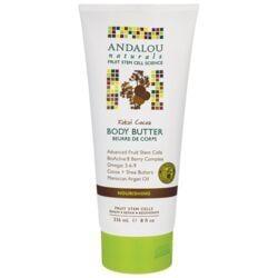 Andalou NaturalsNourishing Body Butter - Kukui Cocoa