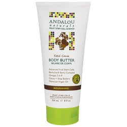 Andalou Naturals Nourishing Body Butter - Kukui Cocoa