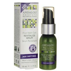 Andalou NaturalsAge Defying Fruit Stem Cell Revitalize Serum