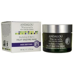 Andalou NaturalsAge Defying BioActive 8 Berry Fruit Enzyme Mask