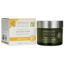 Andalou NaturalsBrightening Pumpkin Honey Glycolic Mask