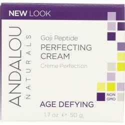 Andalou NaturalsAge Defying Super Goji Peptide Perfecting Cream