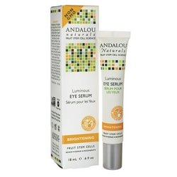 Andalou NaturalsBrightening Luminous Eye Serum
