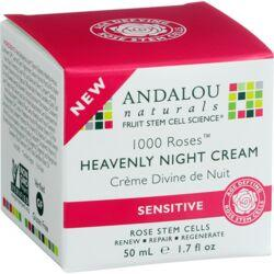 Andalou Naturals1000 Roses Heavenly Night Cream